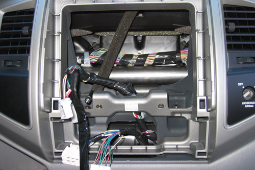2005 Toyota Tacoma Stereo Upgrade – Aftermarket Head Unit