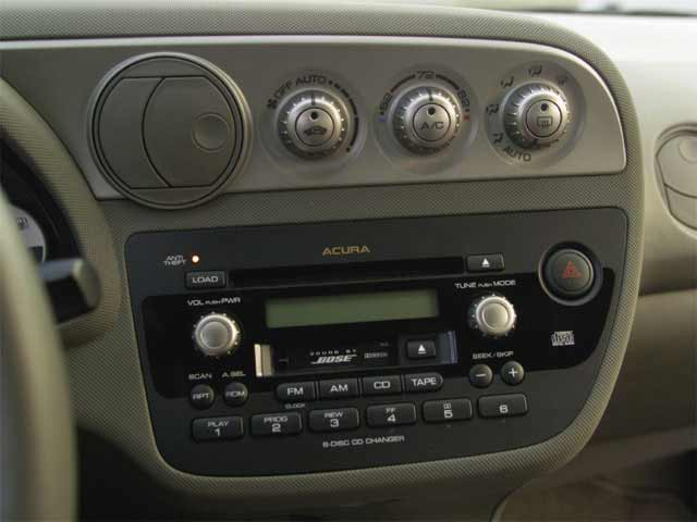 Acura RSX Stereo Upgrade – Aftermarket Head Unit Install ...